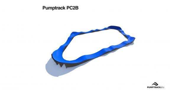 PC2B - Pumptrack modulare
