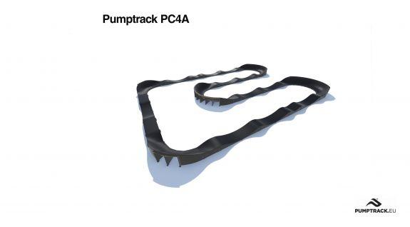 PC4A - Pumptrack modulare