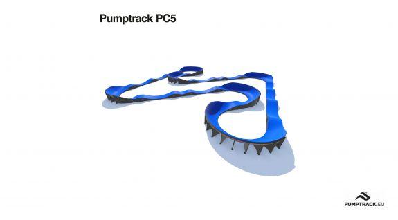 Pumptrack modulare PC5