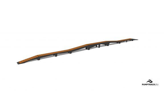 Pista ciclabile - Larix B6