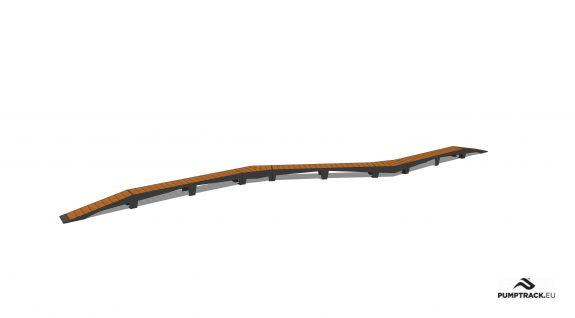 Pista ciclabile - Larix B8