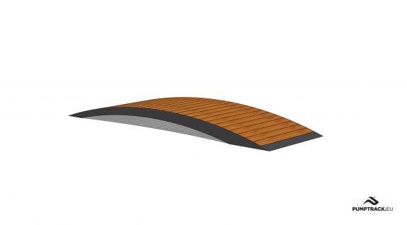 Pista ciclabile - Larix W11