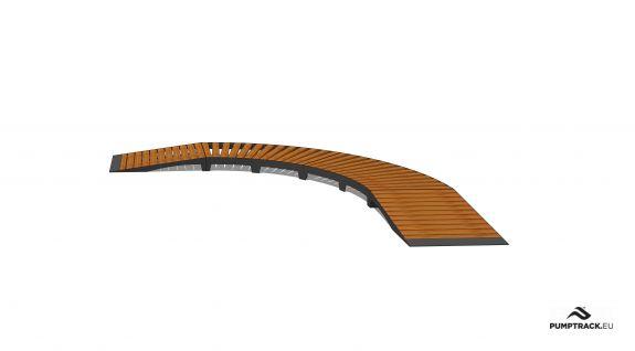Pista ciclabile - Larix W14