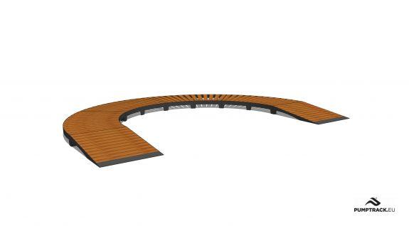 Pista ciclabile - Larix W16