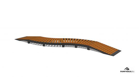 Pista ciclabile - Larix W17