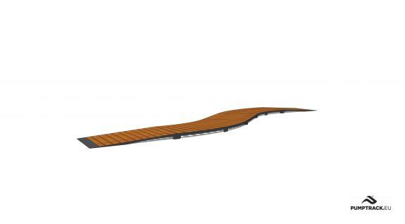 Pista ciclabile - Larix W18