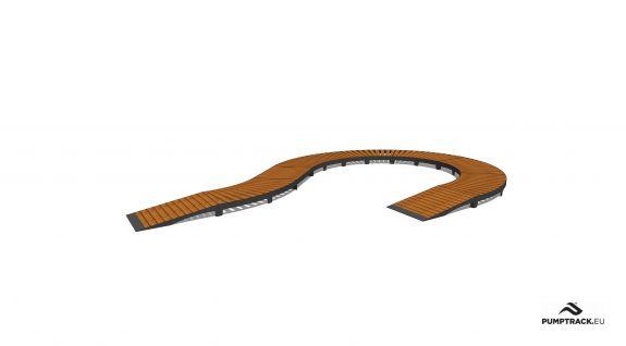 Pista ciclabile - Larix W20