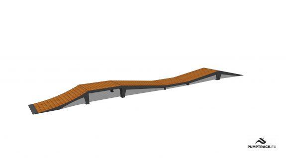 Pista ciclabile - Larix W23