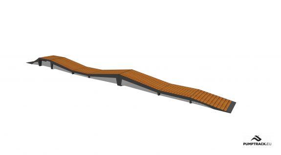 Pista ciclabile - Larix W24