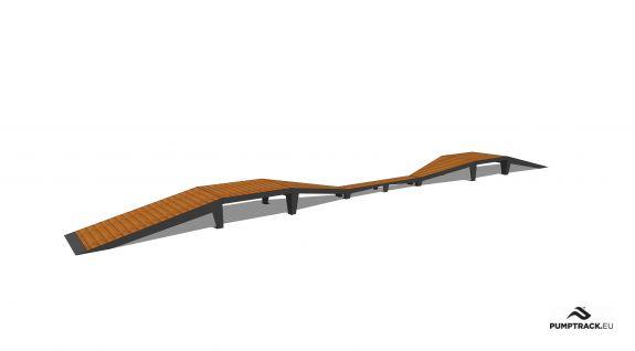 Pista ciclabile - Larix W26
