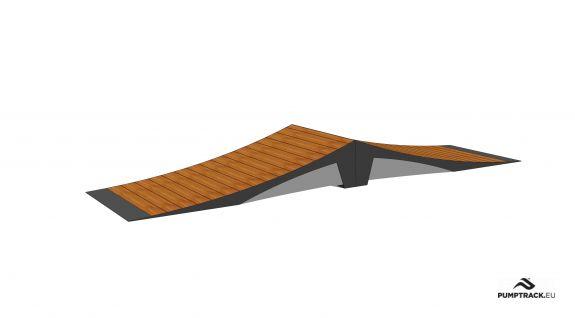 Pista ciclabile - Larix W5